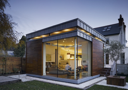 House extensions we love isabel barros architects blog for Terraced house meaning