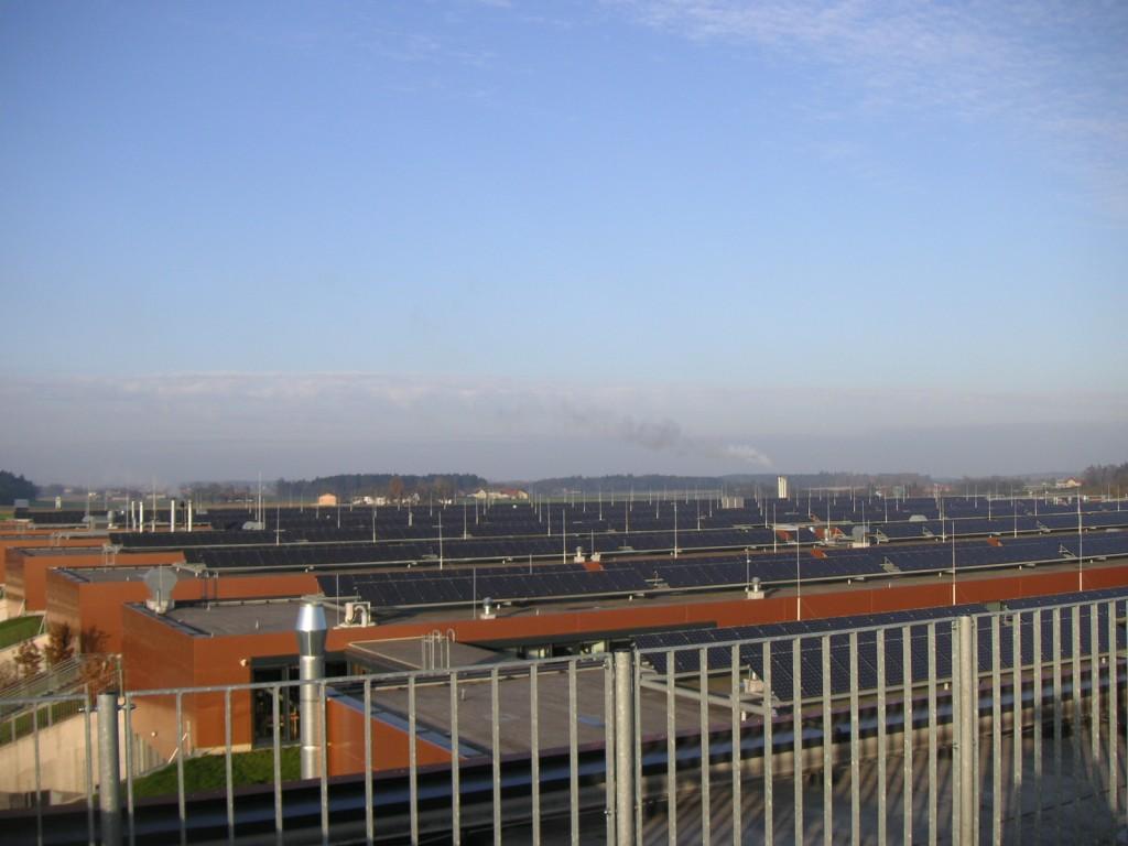 Fronius Austria Factory Solar PV