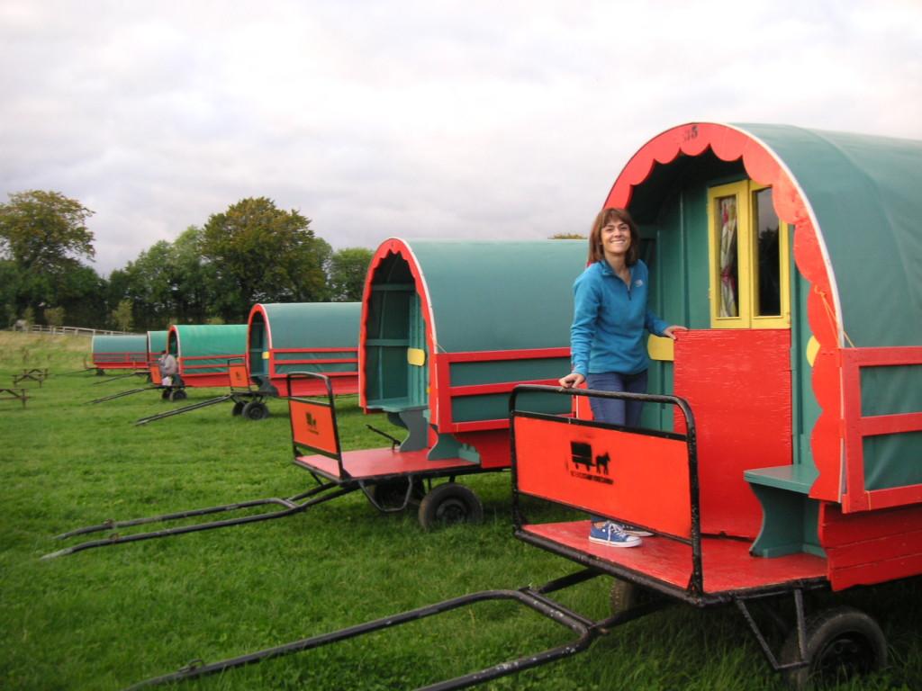 Clissmann Horse Caravans, Gipsy Caravans