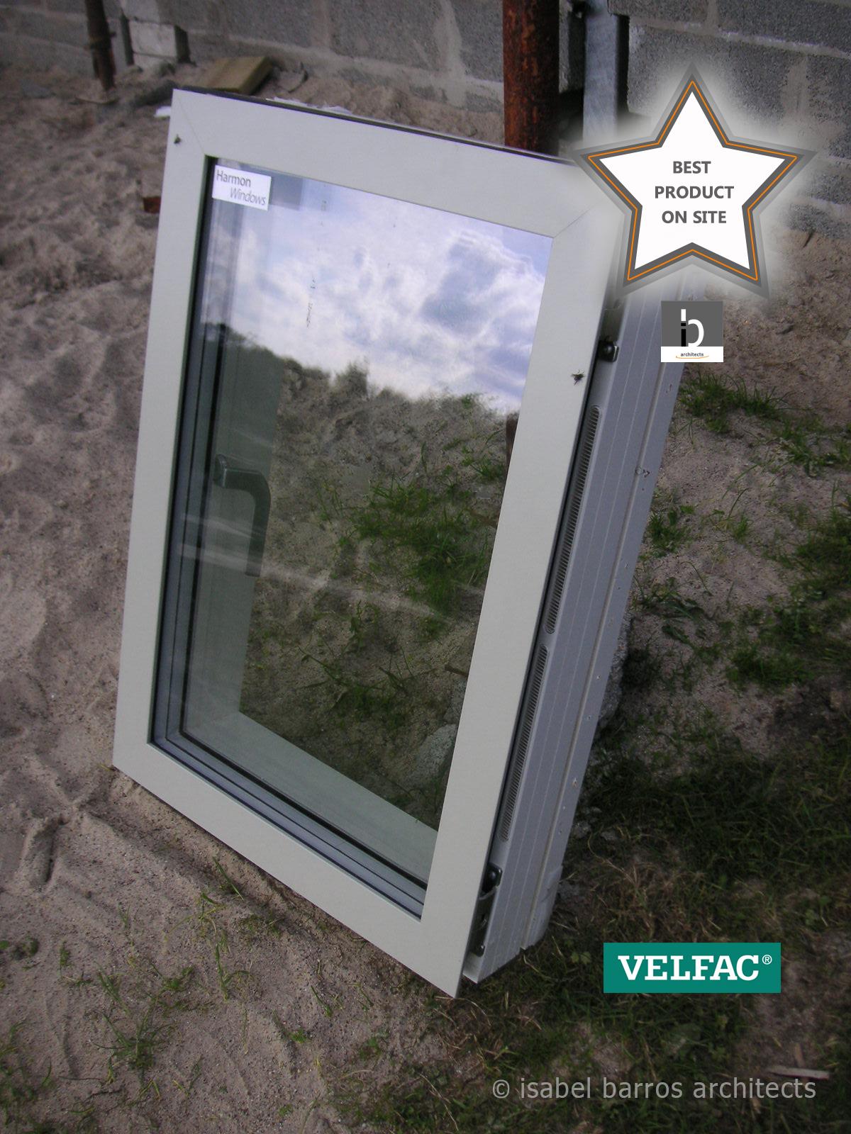 Harmon Windows, Velfac Alu-Clad