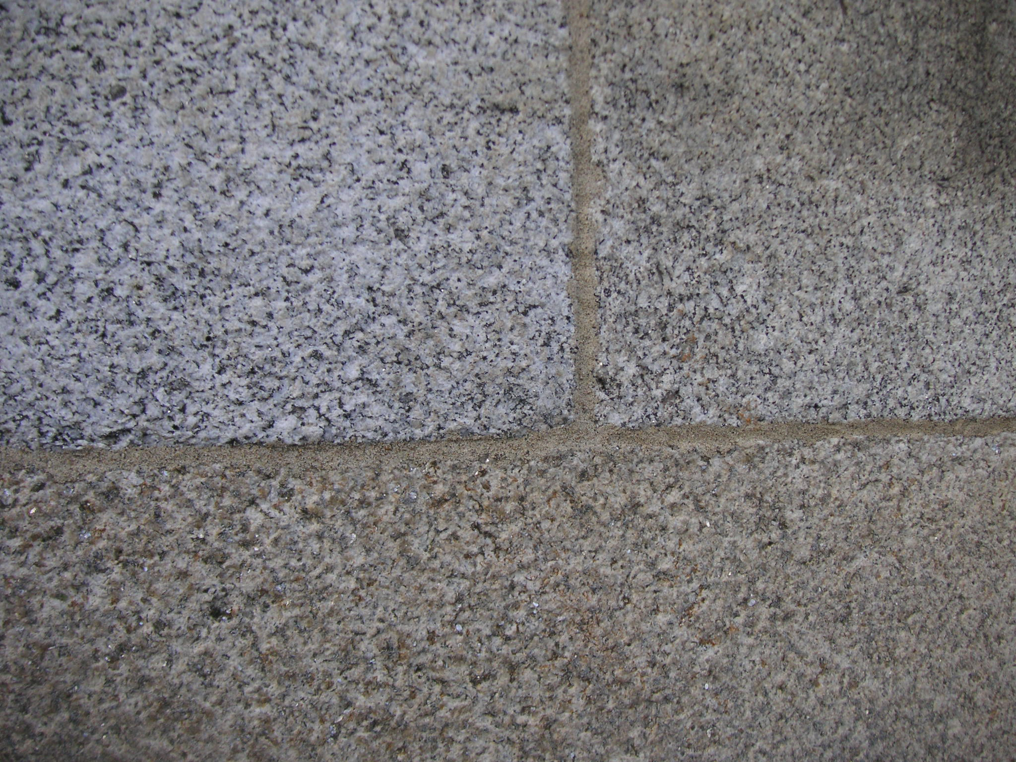 A fine example of lime pointing at Kilmainham Court, Dublin