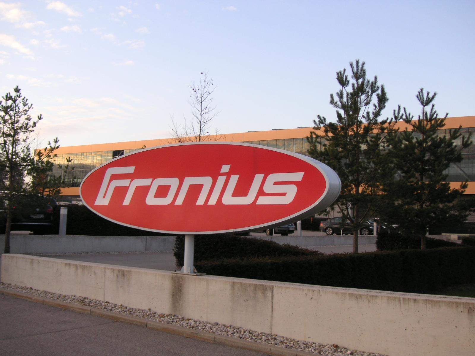 Fronius Austria Factory