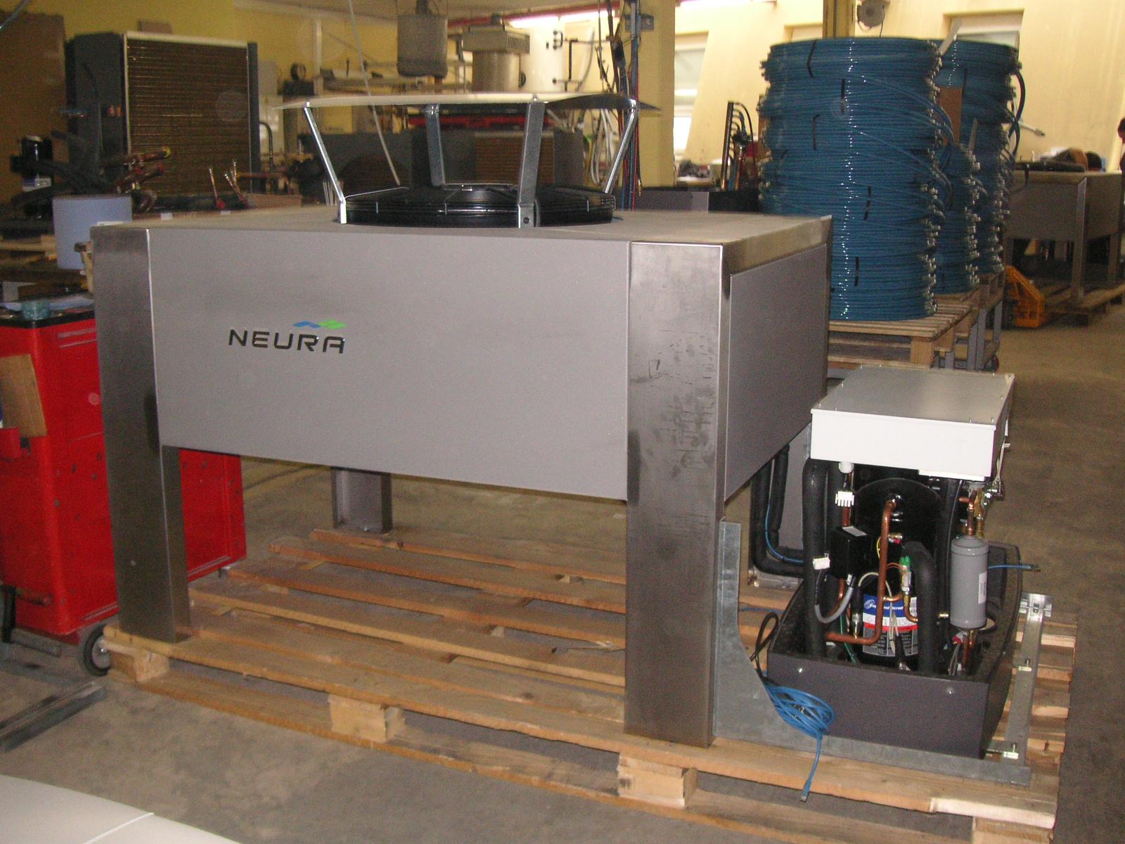 Neura Air Heat Pump
