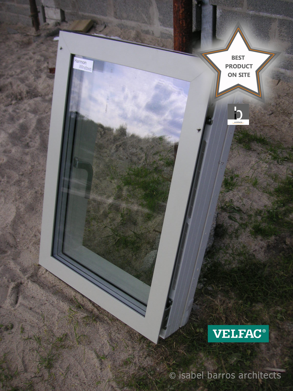 Harmon Windows, Velfac Alu-Clad