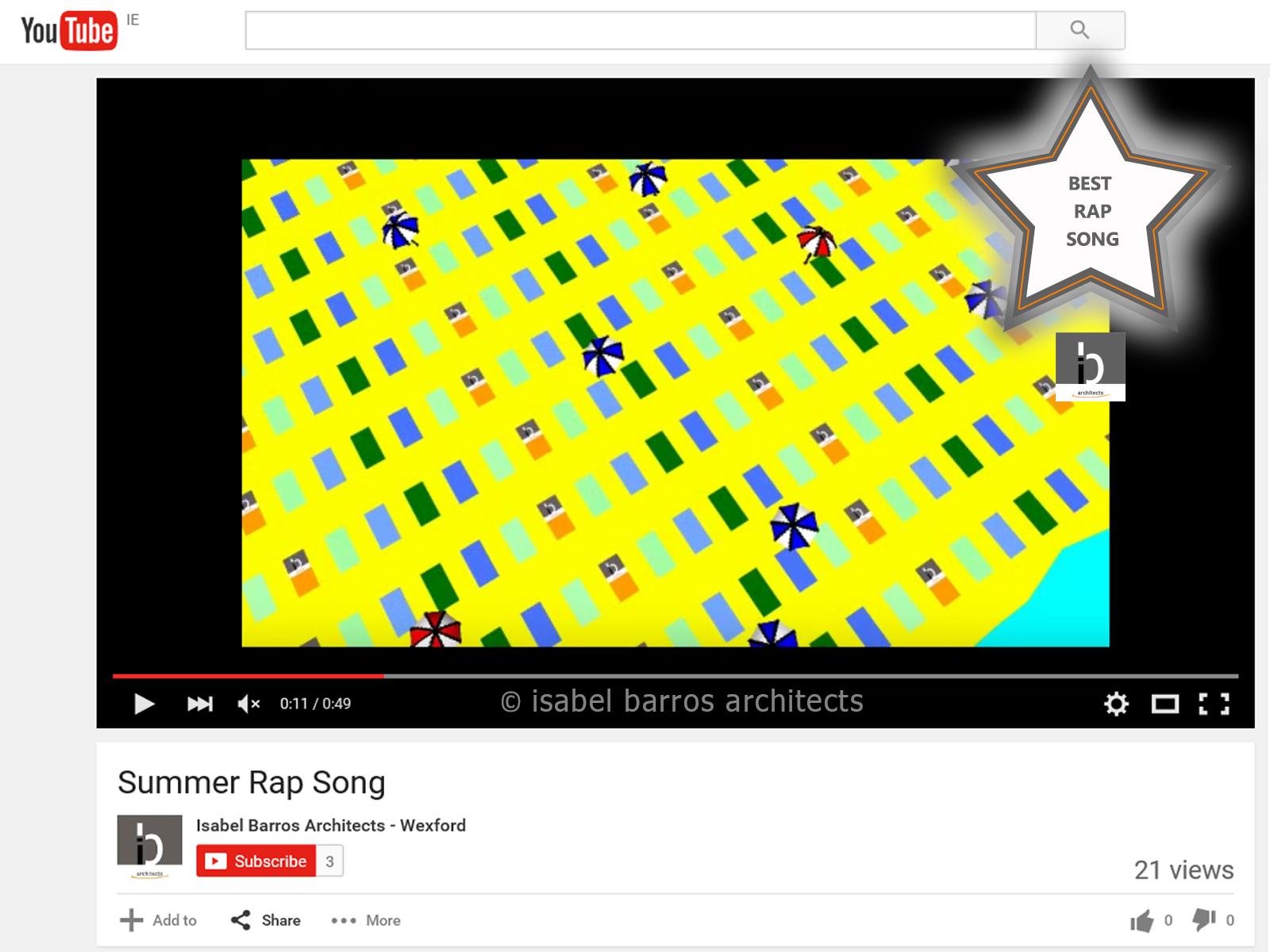 Summer Rap Song