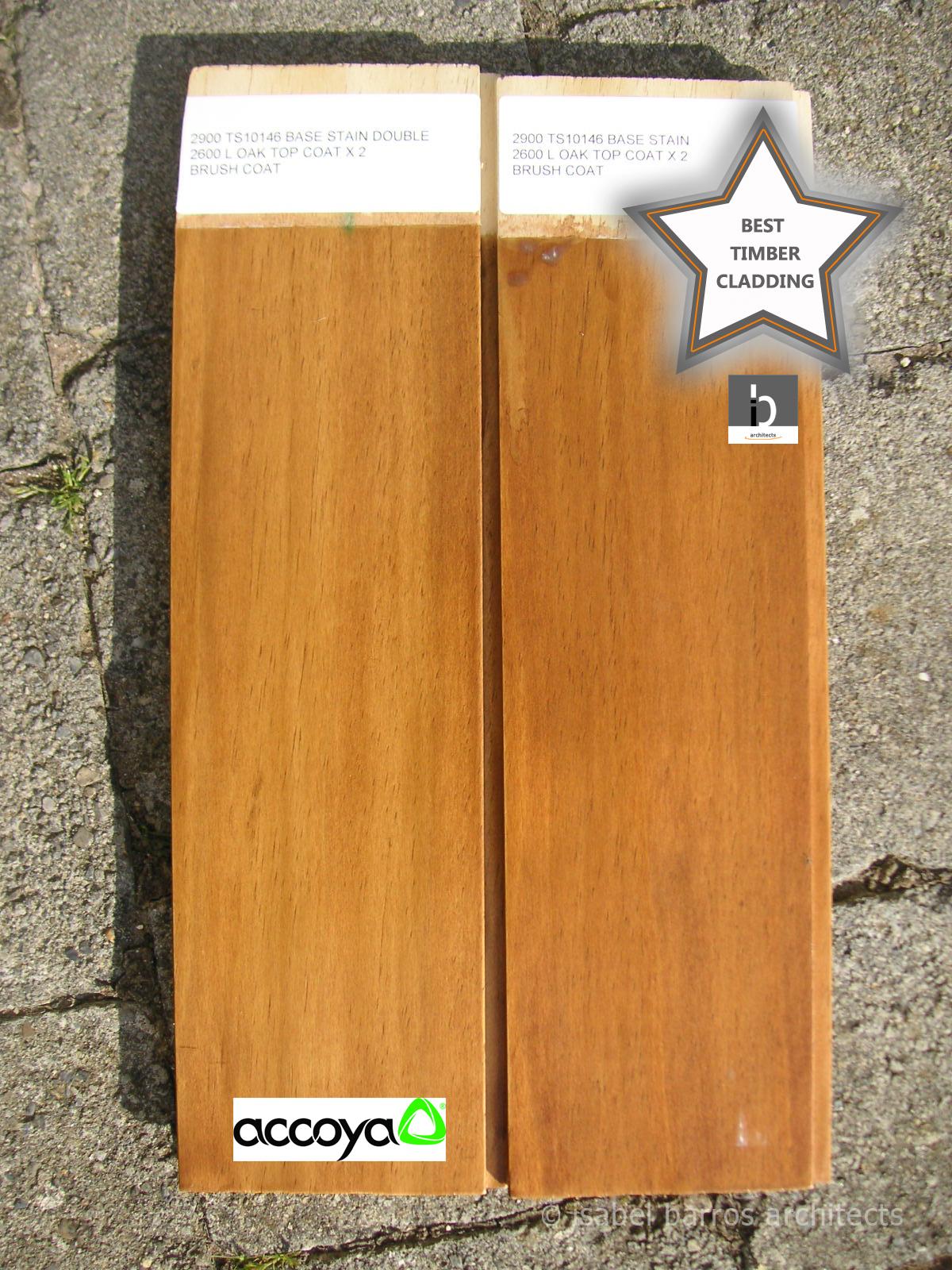 Accoya Timber Cladding